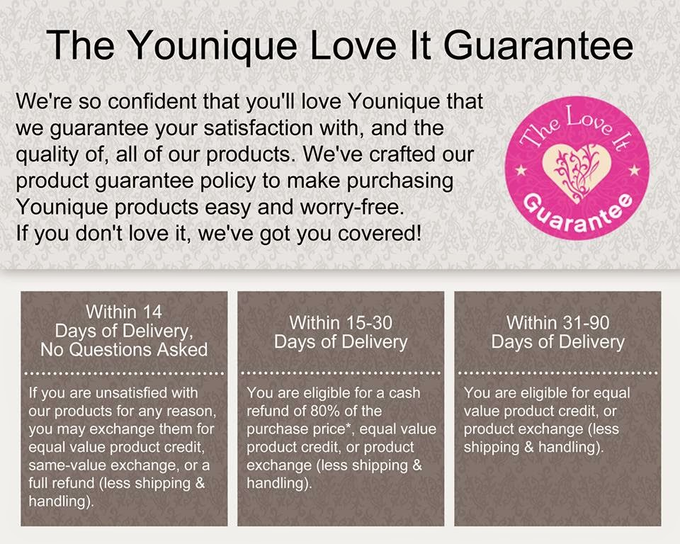 The Love It Guarantee